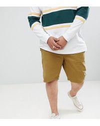 D-Struct - Plus Elastic Waist Shorts - Lyst
