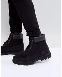 Timberland - Radford 6 Inch Boots In Black - Lyst