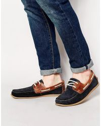 Red Tape - Boat Shoes - Lyst
