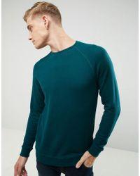 Esprit - Soft Raglan Sweatshirt - Lyst