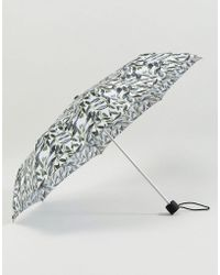 Fulton - Minilite 2 Weeping Willow Umbrella - Lyst