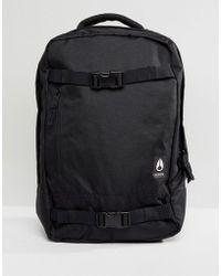Nixon | Del Mar Ii Backpack With Skate Straps | Lyst