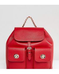 Marc B. - Red Tassel Backpack - Lyst