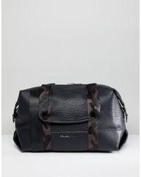 Claudia Canova - Structured Croc Backpack - Lyst