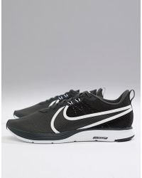 d5a411274ff90 Nike Nike Air Zoom Pegasus 34 Trainers In Grey 880555-002 in Gray ...