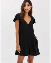 f156444598 French Connection Juliette Playsuit in Blue - Lyst