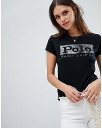 Polo Ralph Lauren - Box Logo T-shirt - Lyst