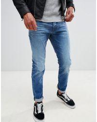 451d2e86522 Lyst - G-Star RAW Jeans 3301 Straight Fit Stretch Dark Aged Wash in ...