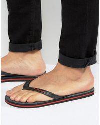 Billabong - Tides Flip Flops - Lyst