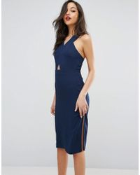 BCBGeneration - Bodycon Dress - Lyst