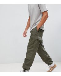 Reclaimed (vintage) - Revived Military Cargo Pants - Lyst