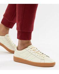Gola - Geo- Leather Sneaker - Lyst