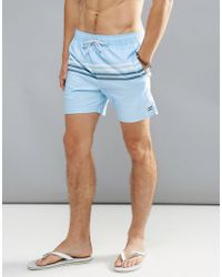 Billabong - Layback Boardshorts In 16 Inch Blue - Lyst
