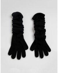 ASOS - Long Gloves - Lyst