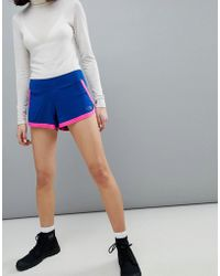 The North Face - Women's Kick Up Dust Shorts In Blue - Lyst