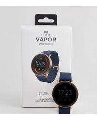 Misfit - Mis7001 Vapor Smart Watch In Blue - Lyst
