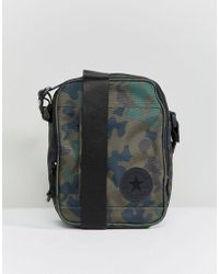 Converse - Flight Bag In Camo 10005990-a02 - Lyst