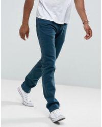 Levi's - Jeans 511 Slim Fit Wood Lands Wash - Lyst
