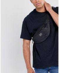 New Look - Bumbag In Black - Lyst