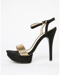 Glamorous - Heeled Sandals - Lyst