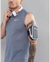 Nike - Flash Pocket Arm Band In Black Rn.72-037 - Lyst