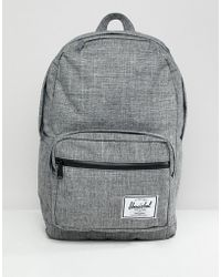 f7a2821f2a5f Fila Barbe Backpack In Black in Black for Men - Lyst
