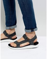 Teva - Float 2 Knit Universal Sandals - Lyst