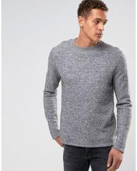 Bellfield - Felt Sweatshirt - Lyst
