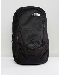 The North Face - Vault Backpack 28 Litres In Black - Lyst