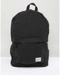 Herschel Supply Co. - . Daypack Backpack In Black - Lyst
