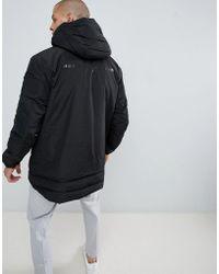 DIESEL - W-sun-rev Back Logo Puffer Jacket - Lyst
