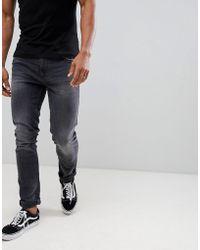 Blend - Slim Fit Jeans Gray - Lyst