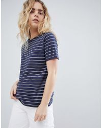Bethnals - Connie Striped T-shirt - Lyst