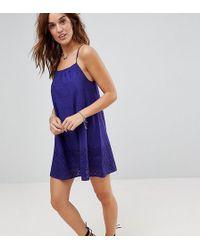 Akasa - Crochet Swing Dress - Lyst