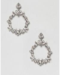 Coast - Ashley Crystal Earrings - Lyst