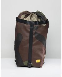 G-Star RAW - Camo Wysel Backpack - Lyst