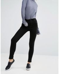 Weekday - Thursday High Waist Skinny Jeans - Lyst
