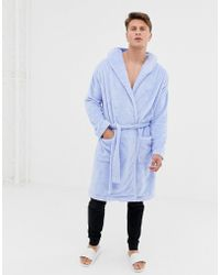 Lyst - Ted Baker Dressing Gown - Red in Red for Men a73f23be6