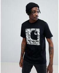 Carhartt WIP - Collage T-shirt In Black - Lyst