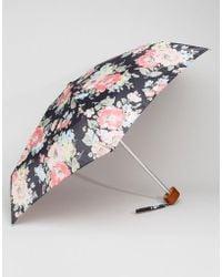 Cath Kidston - Tiny 2 Tiny Summer Bloom Umbrella - Lyst