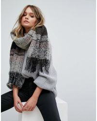 ALDO - Comay Check Scarf - Lyst