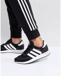 58ed8b456b0991 Lyst - adidas Originals Tubular Shadow Knit Trainers In Black Bb8826 ...