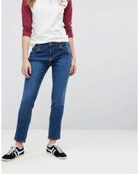 Wrangler - Boyfriend Fit Jeans - Lyst