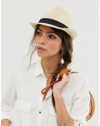 3ab2b37ed97ee ASOS Ted Baker Karah Faux Fur Cossack Hat in Brown - Lyst