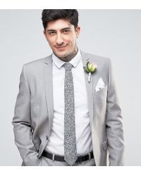 Heart & Dagger - Slim Summer Wedding Suit Jacket - Lyst
