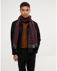 b5f757a98ba3 Lyst - Men s Ted Baker Scarves and handkerchiefs