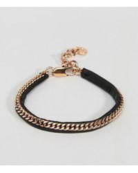 Dyrberg/Kern - Chain Bracelet - Lyst
