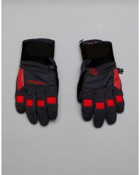 Volcom - Snow Crail Gloves With Durable Grip Palm - Lyst