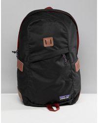 Patagonia - Ironwood Backpack In Black 20l - Black - Lyst