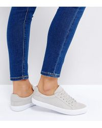 ASOS - Devlin Lace Up Sneakers - Lyst